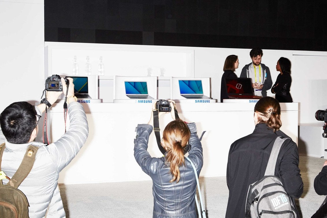 Want a Peek at the Future of Laptops? Check Out Samsung's