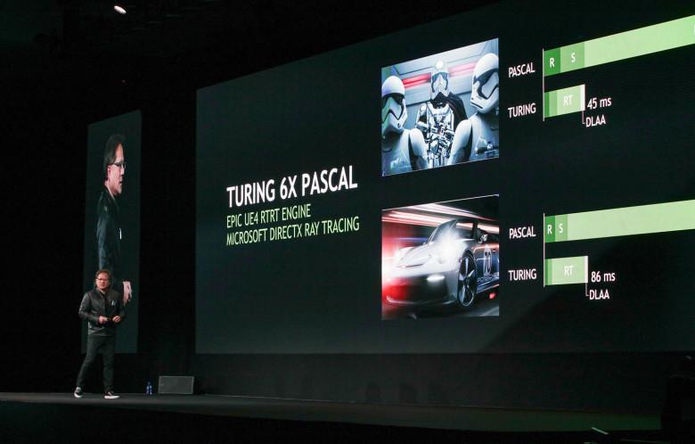 NVIDIA's RTX Speed Claims