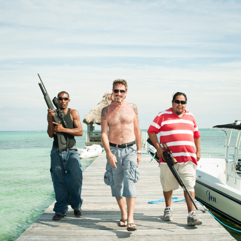 McAfee says he\u0027s left Belize | HITBSecNews