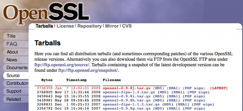 Heartbleed' bug in OpenSSL puts encrypted communications at