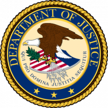 http://en.wikipedia.org/wiki/United_States_Department_of_Justice