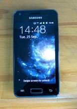 http://en.wikipedia.org/wiki/Samsung_Galaxy#Smartphones