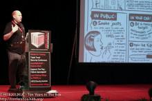 http://photos.hackinthebox.org/index.php/2012-AMS-KUL/HITB2012KUL/CONFERENCE-DAY-1/STFU---The-Grugq