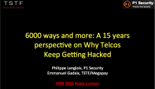 http://conference.hackinthebox.org/hitbsecconf2012kul/materials/D1T1%20-%20Philippe%20Langlois%20and%20Emmanuel%20Gadaix%20-%206000%20Ways%20and%20More.pdf