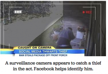 http://www.cnet.com/news/man-uses-facebook-to-find-fedex-package-allegedly-stolen-from-doorstep/#ftag=CAD590a51e