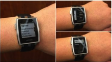 http://www.cnet.com/news/pebble-smartwatch-officially-adds-android-wear-support-for-all/#ftag=CAD590a51e