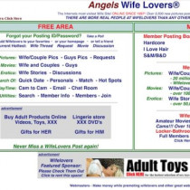 Adult angels wife lovers